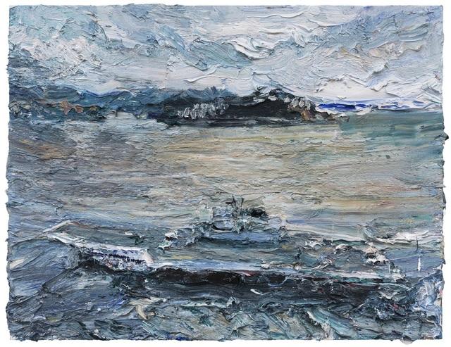 , 'Calm Harbour,' 2017, Contemporary by Angela Li