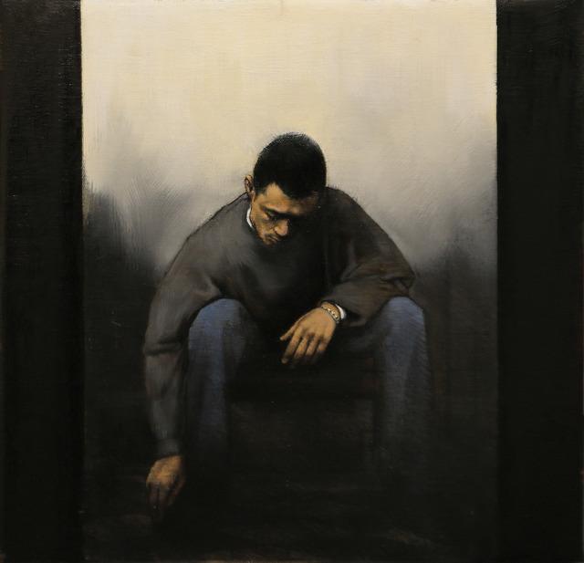 , 'Seated Figure,' 2020, Pontone Gallery