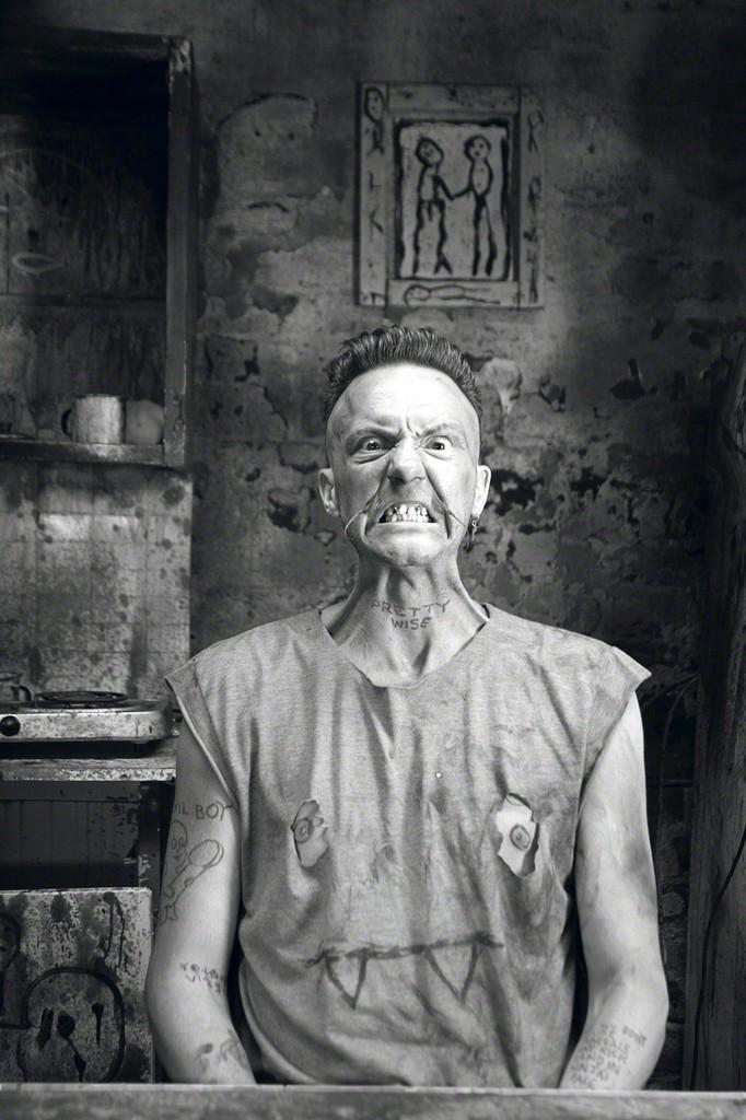 Roger Ballen, 'Ninja,' 2012, Hamiltons Gallery