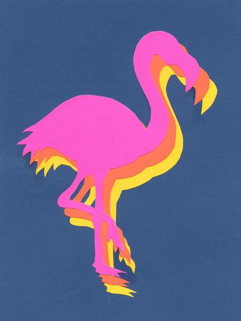 , 'Gogo Flamingo,' 2019, Rare Tempo