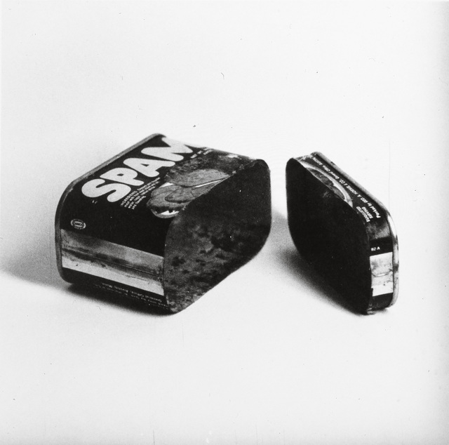 , 'Spam (Cut in Two),' 1961, Foam Fotografiemuseum Amsterdam