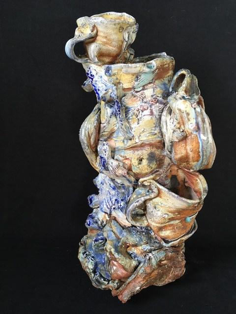 Jeff Whyman, 'Intergalactic Vessel Series (Various Works IV)', 2016-2017, Cerbera Gallery