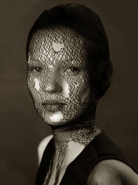 Albert Watson, 'Kate Moss (Veil), Marrakech', 1993, CHRISTOPHE GUYE GALERIE