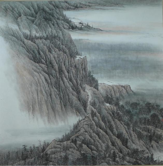 , '夏山 (Summer Mountain),' 2017, Artify Gallery