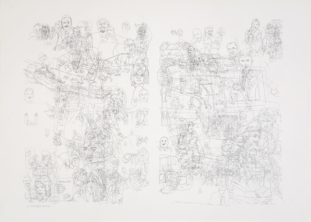 , 'Türban. SOROS interferes into Turkey's Image.,' 2008, Zilberman Gallery