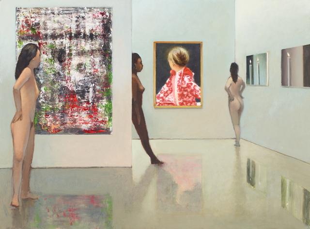 , 'Birkenau, Betty, Kerzen,' 2018, LEVY Galerie