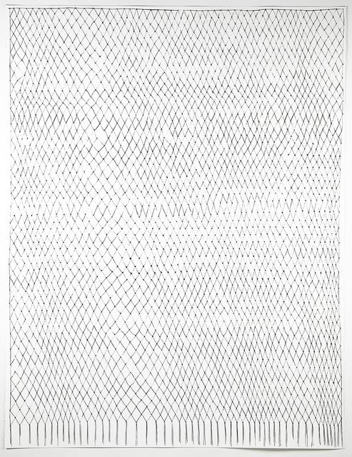 , 'I am Tying a Net,' 2017, CULT   Aimee Friberg Exhibitions