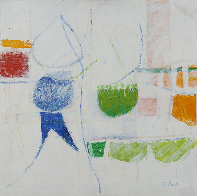, '#4,' 1984, Berry Campbell Gallery