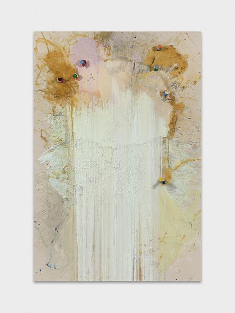 John M. Armleder, 'Momokawa', 2018, David Kordansky Gallery