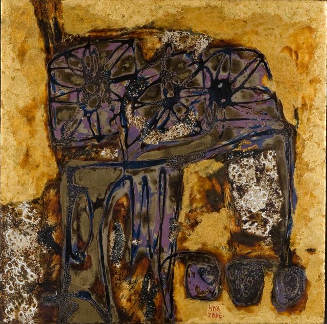 , 'Golden Moonlight,' 2006, Ai Bo Gallery