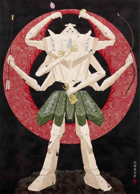 , 'Robot Aizen Myouou,' 2016, Mizuma Art Gallery