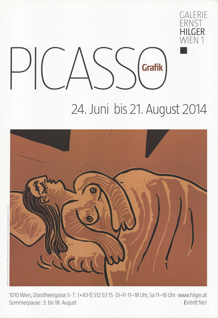 Pablo Picasso, 'Dormeuse', 2014, Posters, Offset Lithograph, ArtWise