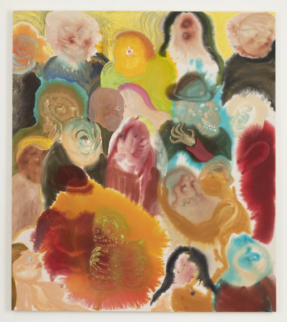 , 'How the Lemons Got Loose,' 2018, Joshua Liner Gallery