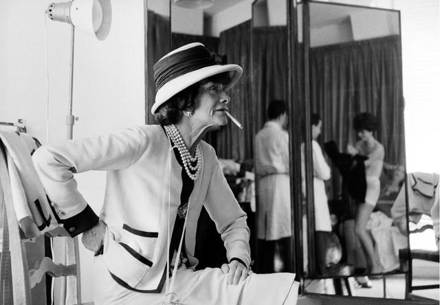 , 'Coco Chanel Paris,' 1962, Opera Gallery
