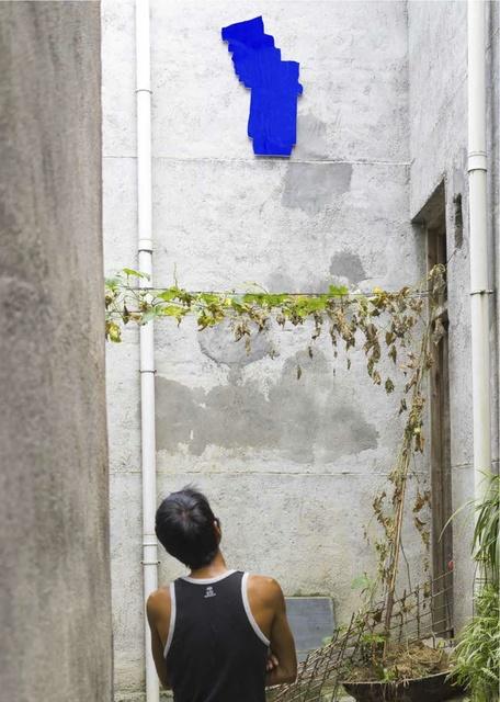 , 'LAN (13),' 2017, Galerie Gisela Clement