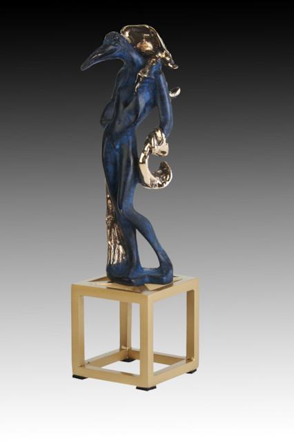 Salvador Dalí, 'Birdman', 1972, Sculpture, Bronze lost wax process, Dali Paris