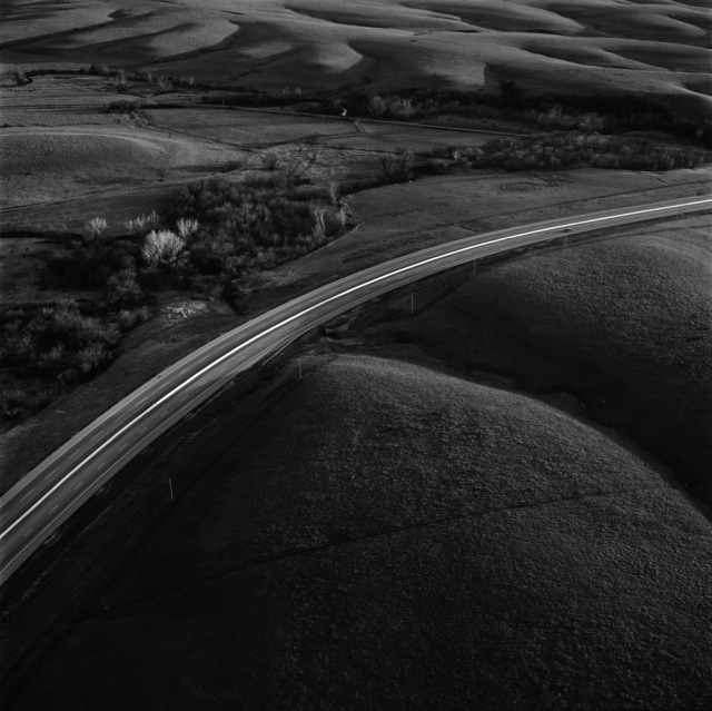 Terry Evans, 'Interstate 35 intersecting the Flint Hills, Kansas', Yancey Richardson Gallery