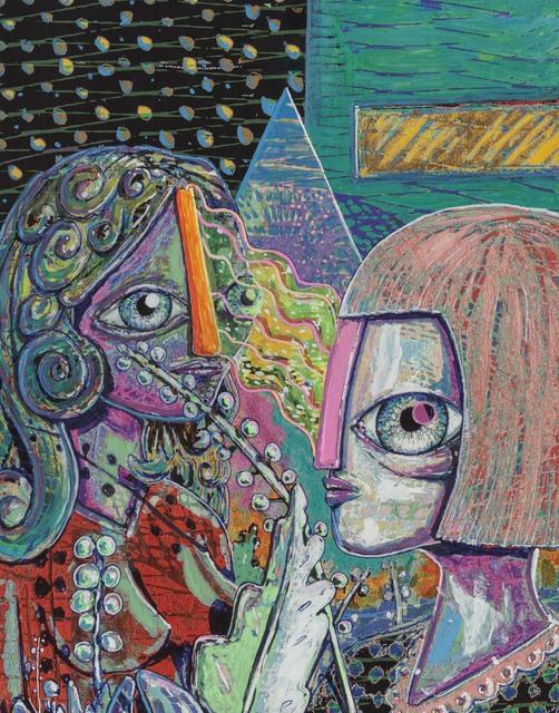 , 'Life Goes On,' , Ro2 Art