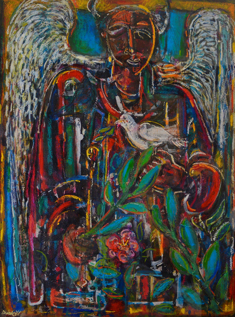 , 'Angel of Peace,' 2005, Greenhut Galleries