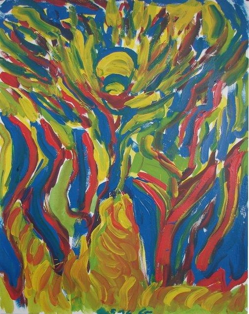 , 'Arbres 04,' 1994, Galerie Marie-Robin