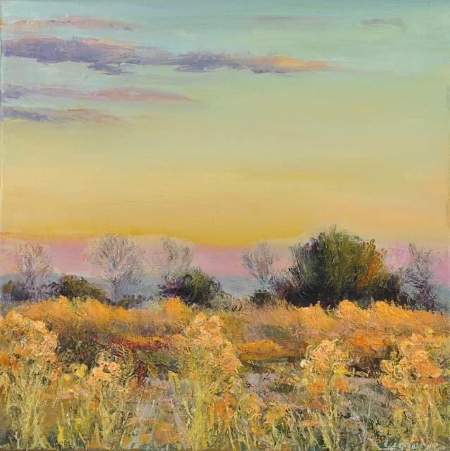 , 'High Desert Evening,' 2018, Mark White Fine Art