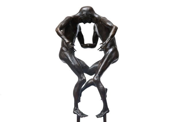 , 'Mirror Male,' 2016, Jen Mauldin Gallery