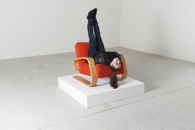 , 'Spaceship to venus, One Minute Sculpture,' 2016, Lehmann Maupin