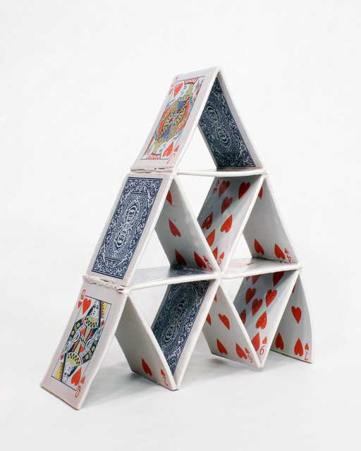 , 'House of Cards,' 2016, Fleisher/Ollman