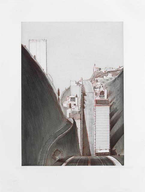 , 'Park Place,' 1995, Galerie Maximillian