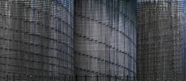 , 'Cedar Stacks,' , Bau-Xi Gallery