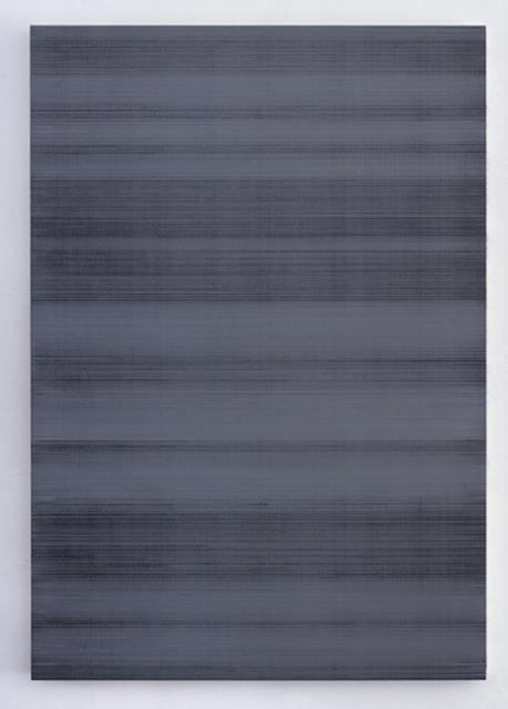 , 'Untitled (Mars Black),' 2015, Krobath