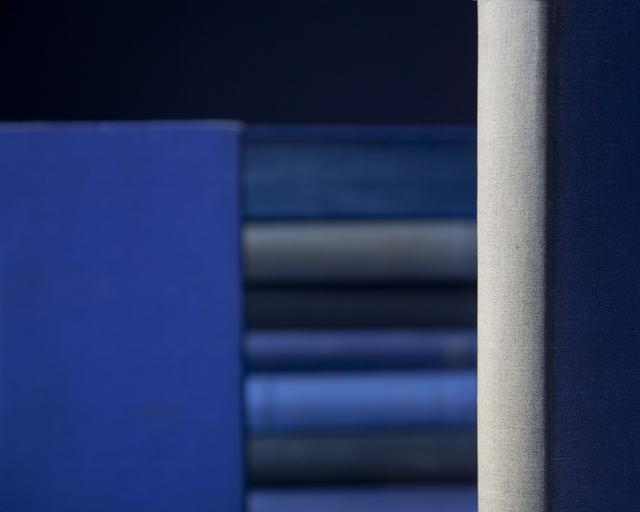 , 'Blue Waters, Black Depths,' 2010, Yancey Richardson Gallery