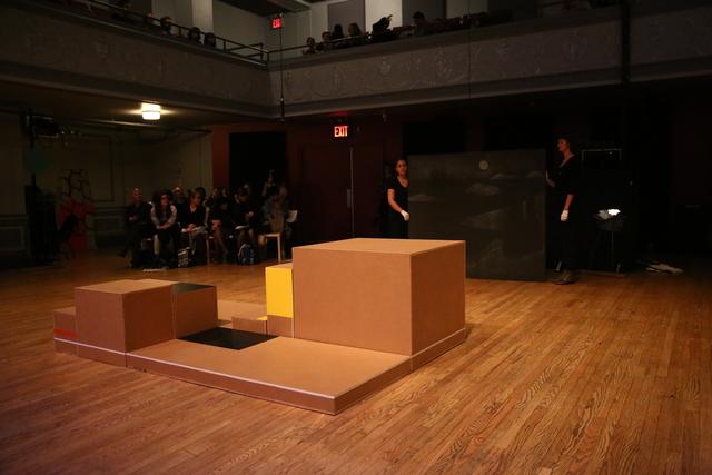 , 'Artist Theater Program,' , Fondation d'Entreprise Galeries Lafayette