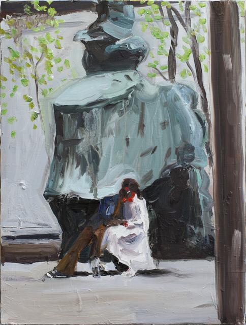 , 'Monolith,' 2015, Galleri Magnus Karlsson