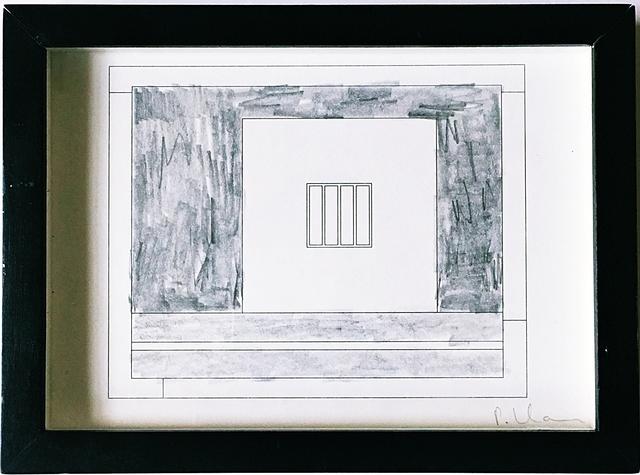 , 'Prison 14 ,' 1995, Alpha 137 Gallery