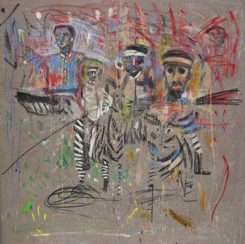 , 'No Title (Stauffenberg),' 2008, Aki Gallery