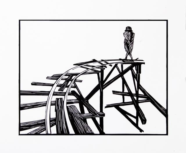 , 'Last Man Standing,' 2014, BoxHeart