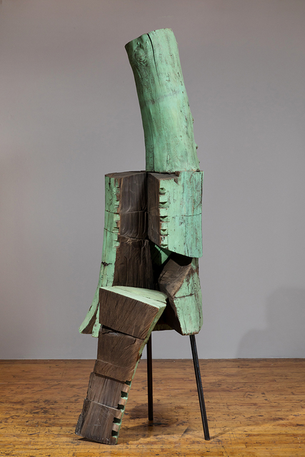 , 'Raised Stump,' 1991/2018, David Nolan Gallery