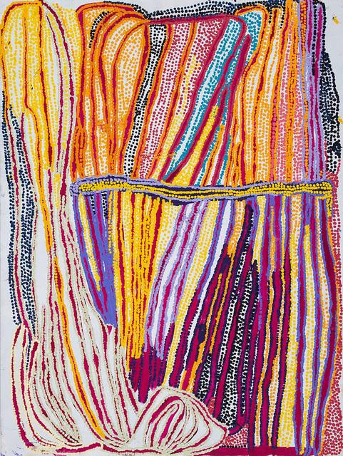 , 'Road to Yirril,' 2013, D'Lan Davidson