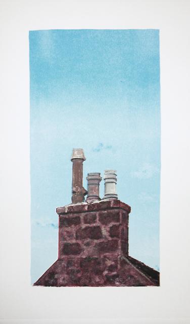 Agnes Murray, 'Roanheads Chimney #4 (Scotland)', 2014, Tabla Rasa Gallery