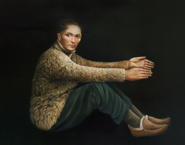 , 'P.H.,' 2018, Galerie Nathalie Obadia