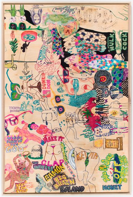 Rob Pruitt, 'The Universe', 2014, Public Art Fund Benefit Auction