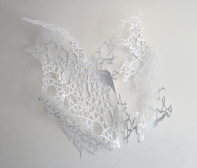, 'Geometric Application,' 2015, JHB Gallery