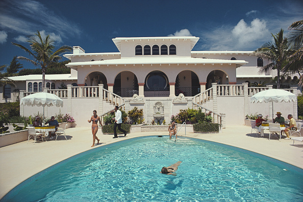 Slim Aarons, 'McMartin Villa', 1977, Staley-Wise Gallery