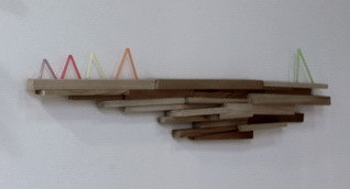 , 'Tilting,' 2013, Ani Molnár Gallery