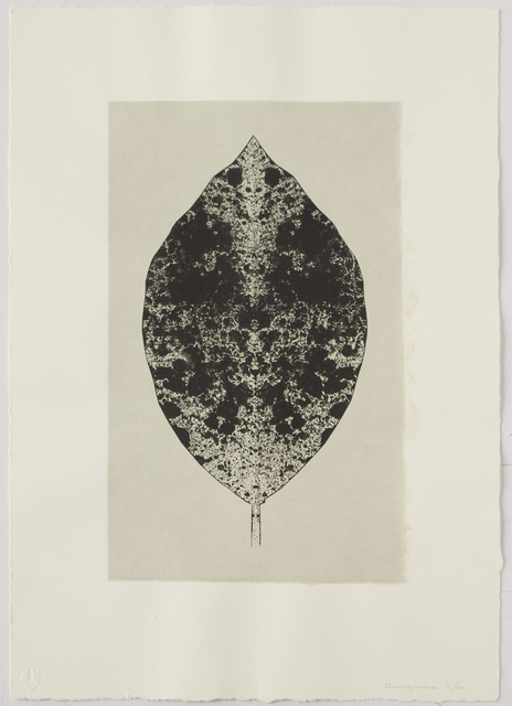 , 'LEAF SEPTEMBER 11 - DECEMBER 7, 2001,' 2001, Senior & Shopmaker Gallery