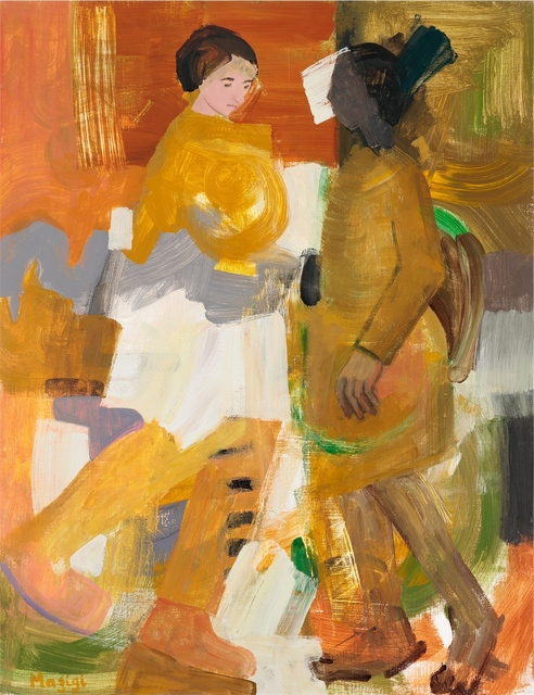 , 'La couleur des sentiments,' 2016, Art On 56th