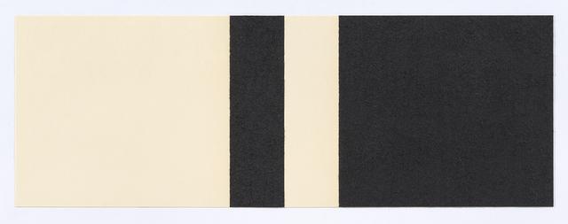 , 'Horizontal Reversal IX,' 2017, Gemini G.E.L. at Joni Moisant Weyl