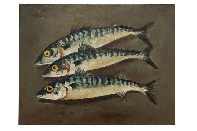 , 'Holy Mackerel,' 2016, Tayloe Piggott Gallery