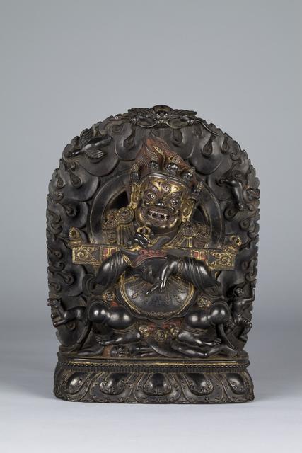 'Panjara Mahakala', 15th century, Rubin Museum of Art